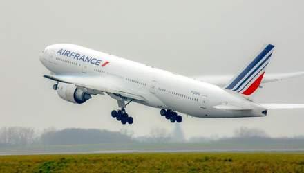 Air France возобновляет регулярные авиарейсы в Украину: направления и даты