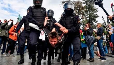 Массовые аресты в России: Путин оказался в сложной ситуации