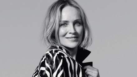 Шэрон Стоун показала два фото с разницей в 43 года: насколько изменилась актриса