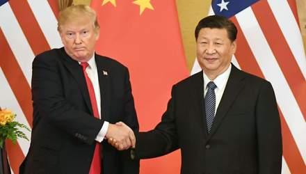 Торговое соглашение с Китаем не в приоритете: Трамп прокомментировал отношения стран