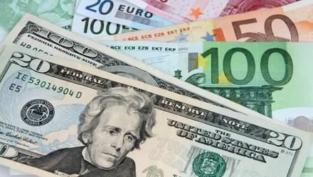 Євро чи долар: яка валюта краща під час кризи