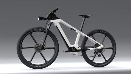 Bosch представила концепт електровелосипеда