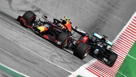 Формула-1: онлайн-трансляція гран-прі Великої Британії
