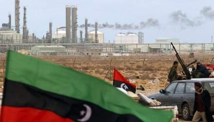 Ливия снова останавливает экспорт: на этот раз виноваты ОАЭ
