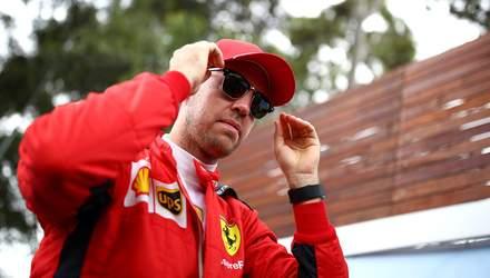 Формула-1: Феттель прийняв сенсаційне рішення щодо нової команди