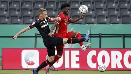 """Девіс з """"Баварії"""" став найшвидшим футболістом світу"""