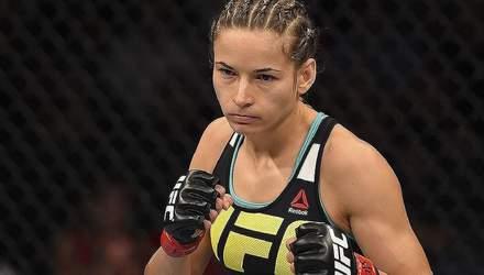 Перша українка в UFC Мороз розповіла, хто може завдати поразки Усику