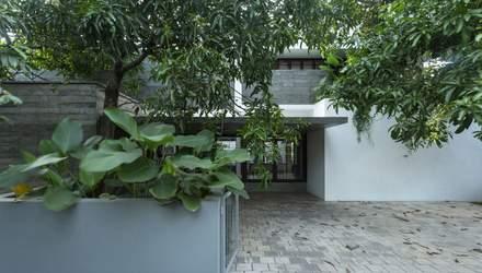 Квартира-джунгли – цветной дизайн для большой семьи в Индии: фото
