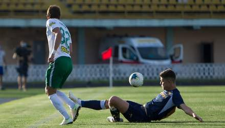 Днепр-1 – Ворскла: онлайн-трансляция матча УПЛ