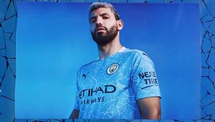 """Зинченко будет играть в голубой """"мозаике"""": представлена новая форма """"Манчестер Сити"""""""