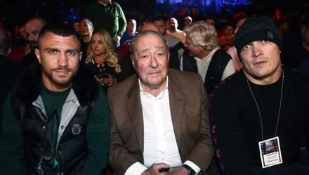 Лучше Фьюри: Ломаченко и Усик ворвались в топ-5 лучших боксеров мира