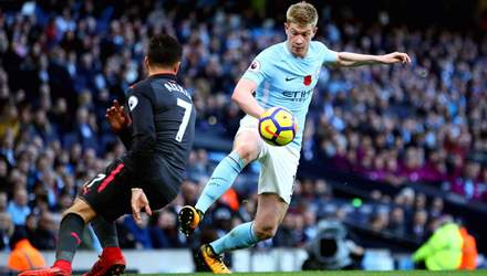 Арсенал – Манчестер Сити: где смотреть матч полуфинала Кубка Англии