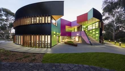 6 найкрутіших шкіл світу, які вражають своєю архітектурою: видовищні фото