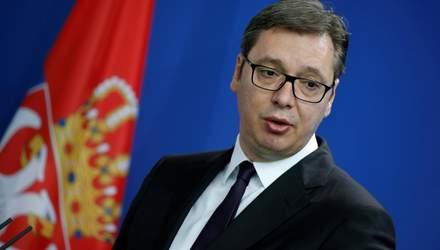 Президент Сербии Вучич решил стать баскетбольным тренером