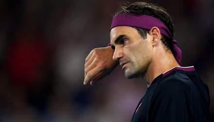 Чи завершить Роджер Федерер кар'єру у 2021 році: відповідь тренера