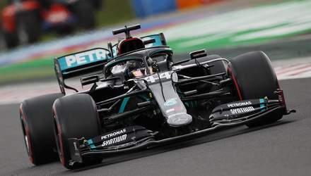 Формула-1: Хемілтон з гігантською перевагою виграв гран-прі Угорщини, Ферстаппен – другий
