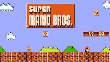 Запечатану копію Super Mario Bros. продали за більш ніж 3 мільйони гривень