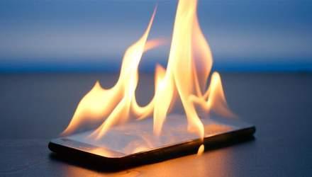 """Хакери навчилися віддалено """"підпалювати"""" блоки живлення смартфонів"""