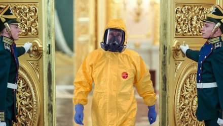 Как Путин использует коронавирус в попытке завоевать мировое первенство