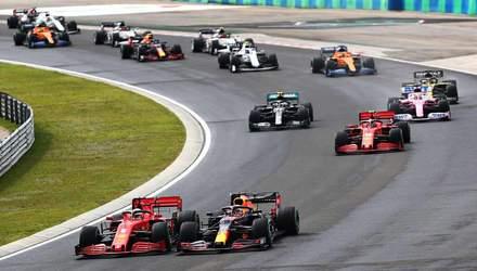 Нові етапи Формули-1, дата бою Усика: головні новини спорту 24 липня