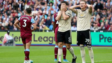 """""""Вест Хем"""" Ярмоленка зіграв внічию з """"Манчестер Юнайтед"""" і гарантував собі прописку в АПЛ: відео"""