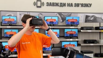Фокстрот оновлює магазини техніки: нові відкриття в Києві і Львові