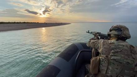 В Україні пройшли потужні навчання бойових водолазів: вражаючі фото та відео