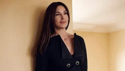 В кружевном платье: безупречная Моника Беллуччи покорила брендовым образом на кинофестивале