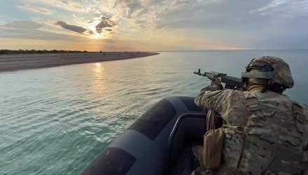 В Украине прошли мощные обучение боевых водолазов: впечатляющие фото и видео