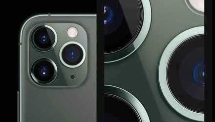 Як виглядатиме iPhone у 2022 році: з'явилися дані про камери