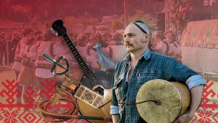 Незвичайні українські інструменти: фото