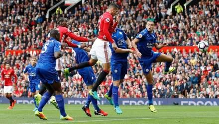 Лестер – Манчестер Юнайтед: онлайн-трансляция топ-матча АПЛ