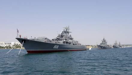 Ракетные корабли и возможность ядерного удара: как изменился Черноморский флот РФ в Крыму