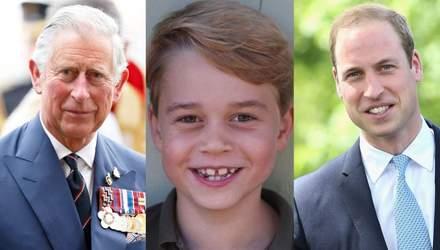 Британські монархи: королівські спадкоємці, які мають право на трон