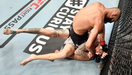 Статистика ударів 68:0: боєць знищив двох суперників у UFC за 10 днів – відео