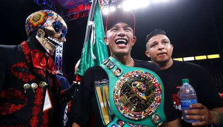 Хто випередив Ломаченка у рейтингу володаря титулу WBC Берчельта: топ-3 боксерів