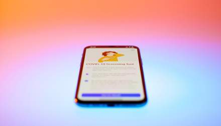 Нова технологія зможе миттєво розрізняти інфікованих COVID-19 за допомогою смартфону