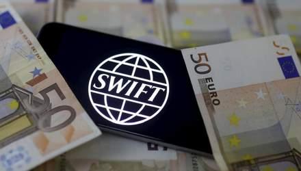 Росію можуть відключити від системи SWIFT, – посол України в США