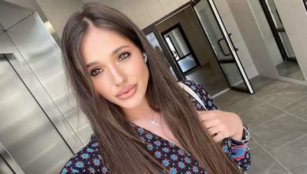 """Победительница """"Холостяка"""" Даша Ульянова объяснила, почему увеличила губы: детские фото"""