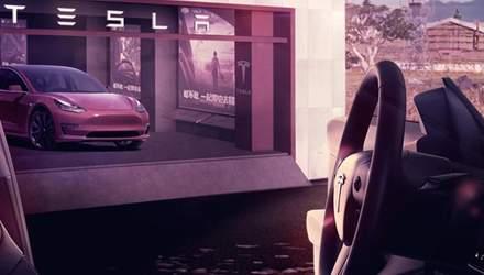 """Tesla представила """"енергетичні"""" шпалери для смартфонів"""