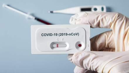 Всього 30 секунд: розробили феноменально швидкий тест на коронавірус