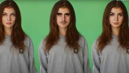 Jerry Heil приміряла у кліпі обличчя блогерів: як працює ця технологія