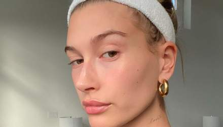 Як Гейлі Бібер зволожує суху шкіру обличчя: доступний та ефективний метод