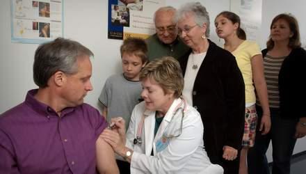 Провели 20-річне дослідження безпеки вакцин: результати