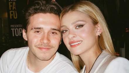 Сын Виктории Бекхэм выбирает дату свадьбы под график принца Гарри и Меган Маркл, – СМИ
