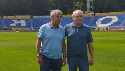 """Луческу відсвяткує день народження з родиною Суркіса і співробітниками """"Динамо"""""""
