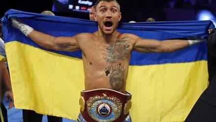 Ломаченко очолив рейтинг найкращих боксерів світу, Берінчик – у топ-35