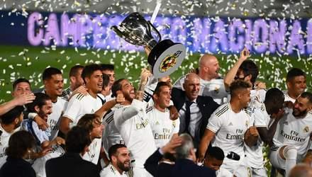 """""""Реал"""" стал самым дорогим футбольным брендом"""