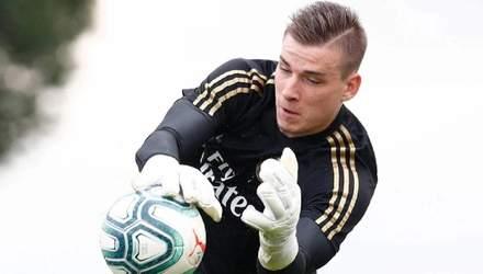 """""""Реал"""" повідомив Луніну його майбутнє в клубі"""