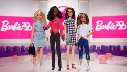 Барбі у президенти: у США випустили нову серію культових ляльок для гри у передвиборчу кампанію